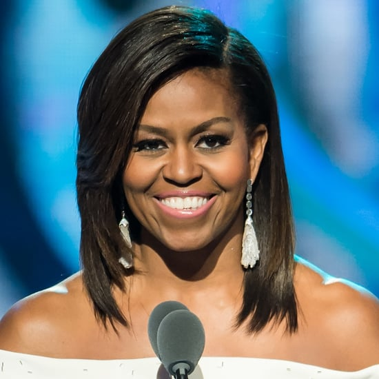Michelle Obama Reacts to First Lady Casting of Viola Davis
