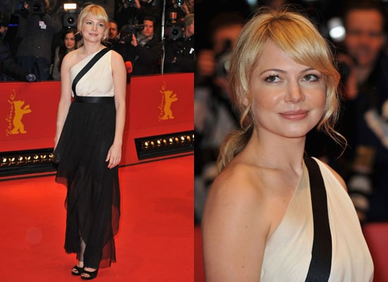 Photos of Michelle Williams at Berlin Film Festival 2010 2010-02-15 02:17:20