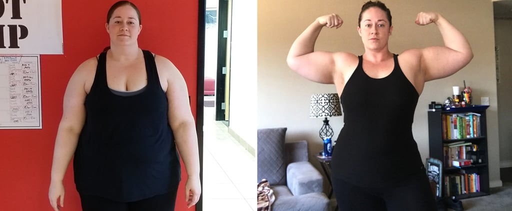 45-Kilo Weight-Loss Transformation With Weightlifting