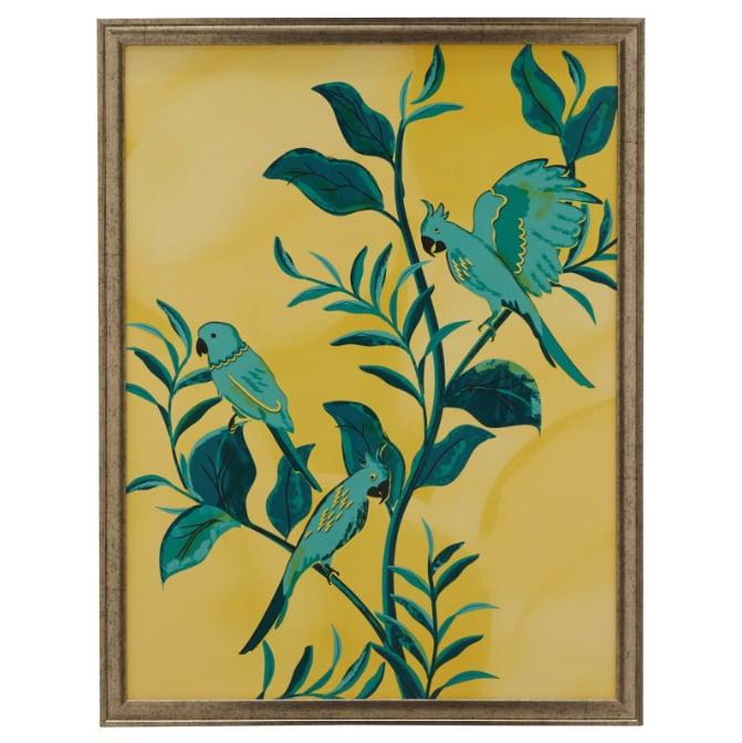Day Birds Print & Frame