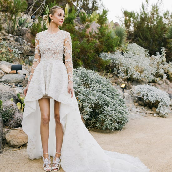 Whitney Port's Wedding Dress