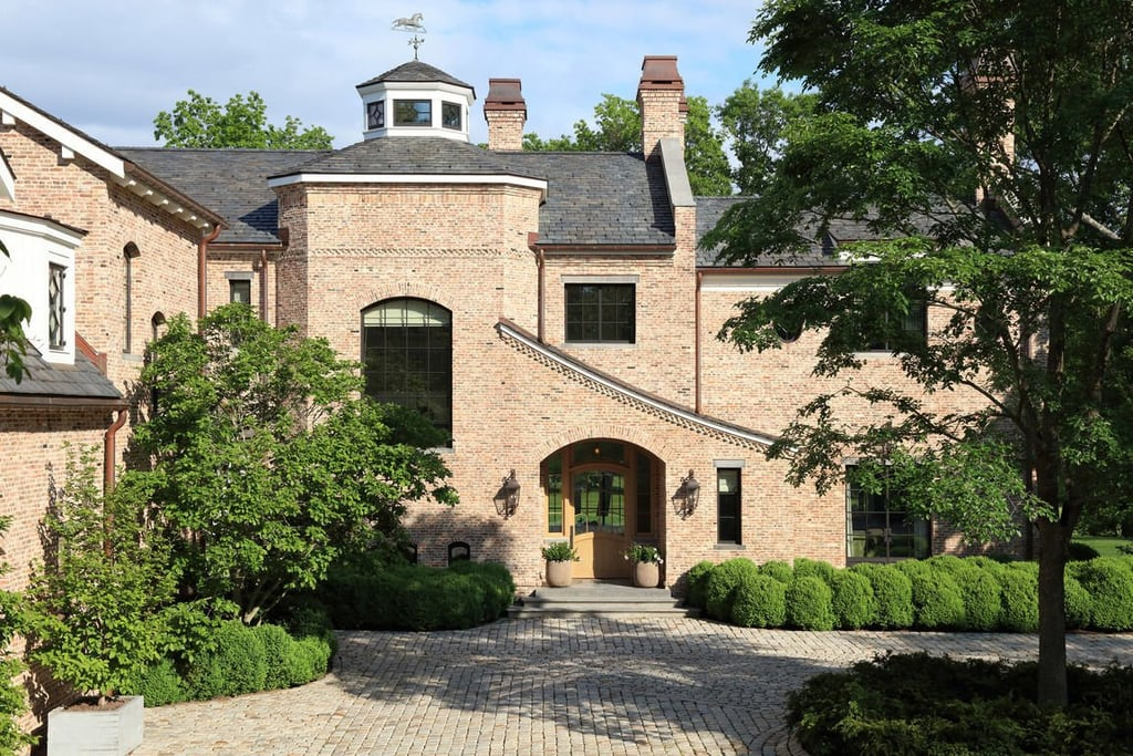 Pictures of Gisele Bundchen and Tom Brady's Home