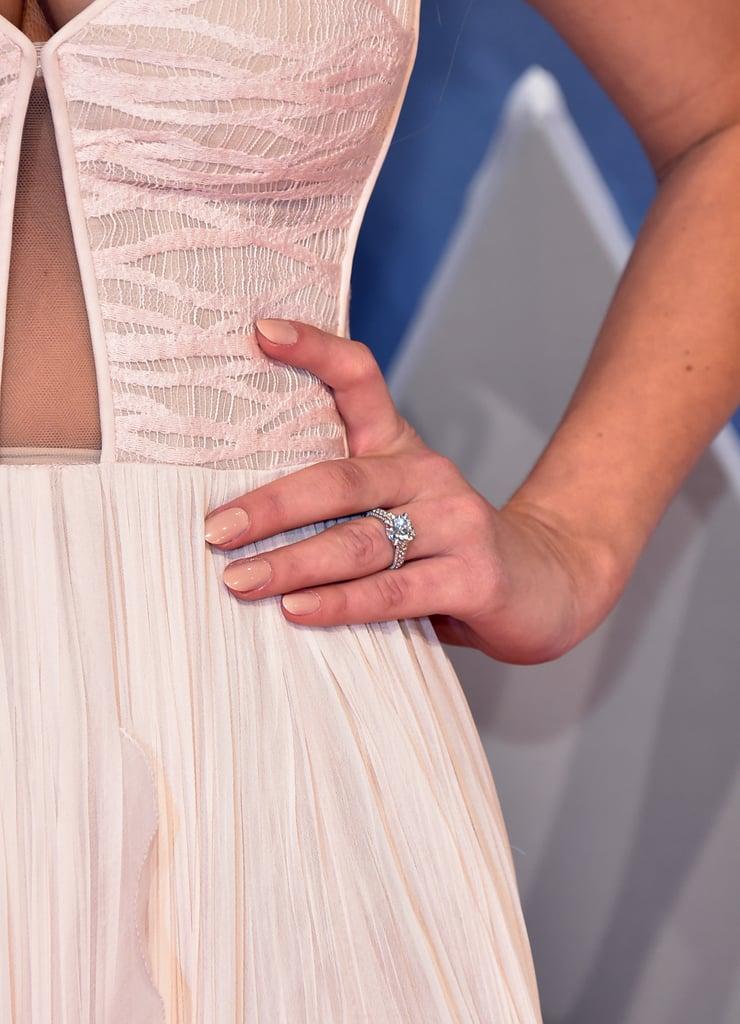 Hannah Davis Engagement Ring From Derek Jeter
