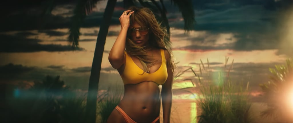 "Jennifer Lopez and Bad Bunny ""Te Guste"" Music Video"