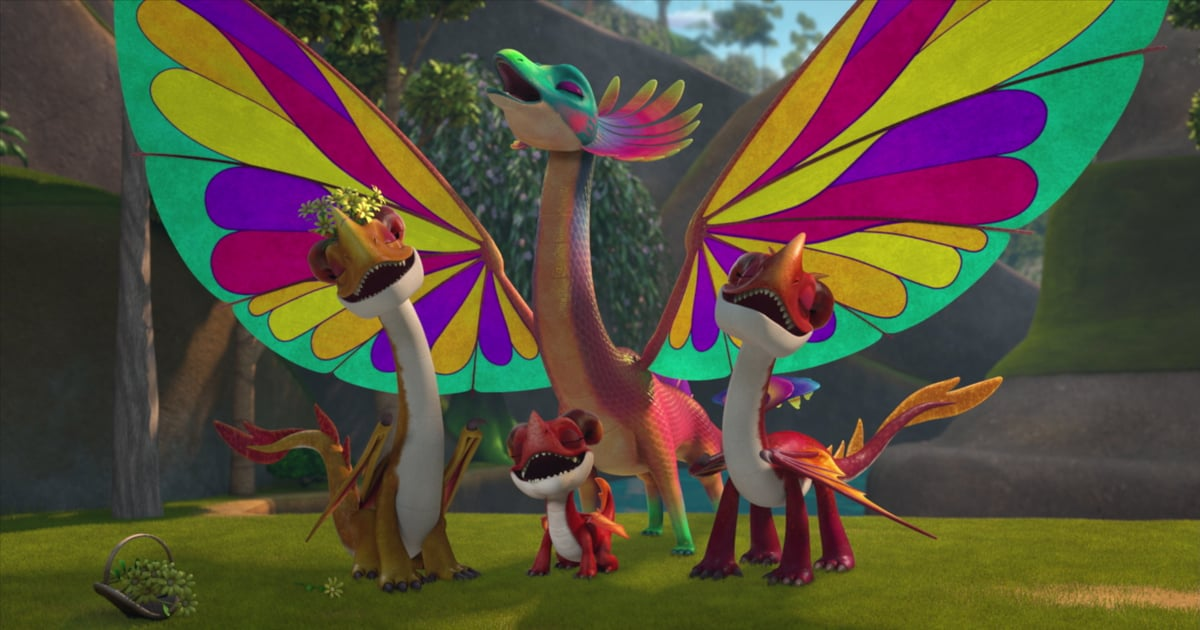 Get an Exclusive First Look at Netflix's Dragons: Rescue Riders Musical Special