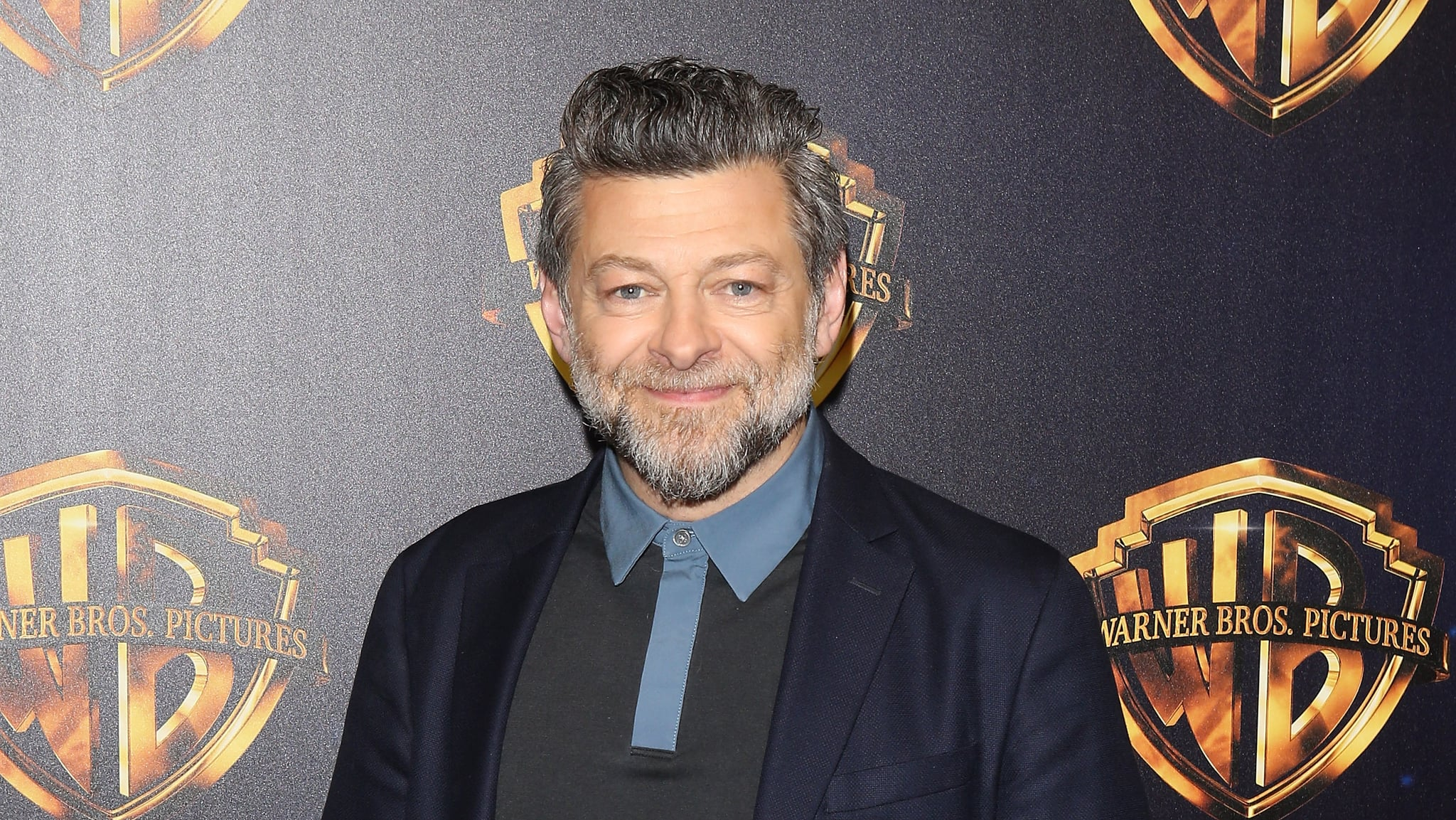 LAS VEGAS, NV - APRIL 24:  Andy Serkis attends the 2018 CinemaCon - Warner Bros. Pictures
