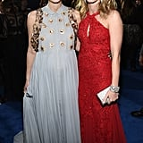 Emily Blunt and Keira Knightley