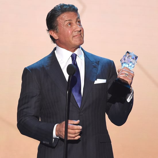 Sylvester Stallone's Acceptance Speech at Critics' Choice