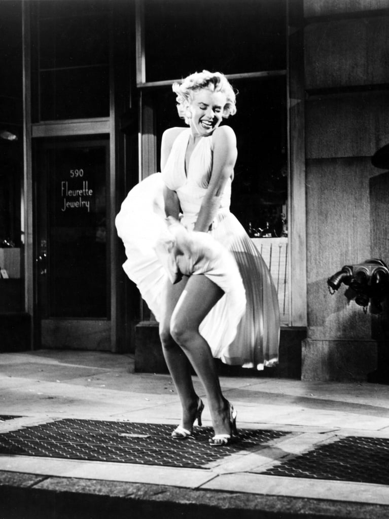 The Girl From The Seven Year Itch