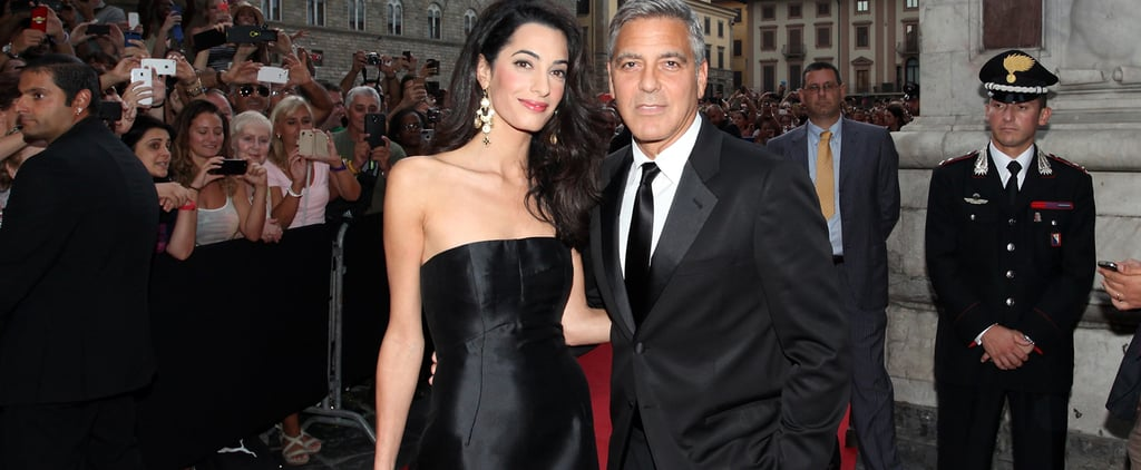 If These Rumors Are True, George Clooney's Wedding Is Going to Be Insane
