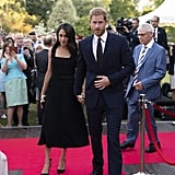 Meghan's Emilia Wickstead Cocktail Dress