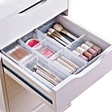 Chris.W Desk Drawer Organiser Tray With Adjustable Dividers