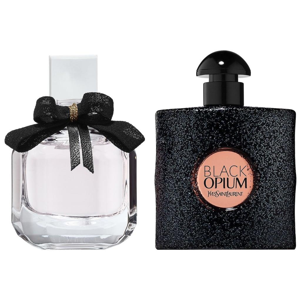 Yves Saint Laurent Mini Black Opium & Mon Paris Eau de Parfum Duo