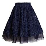 Halogen x Atlantic-Pacific Floret Full Skirt | Nordstrom
