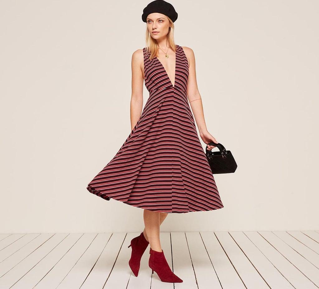 d98cfd0c58 Topshop High-Neck Maxi Dress by YAS