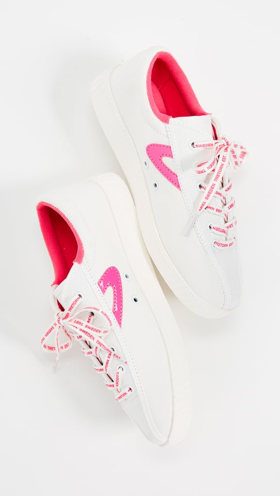 Tretorn Nylite Plus Lace-Up Sneakers