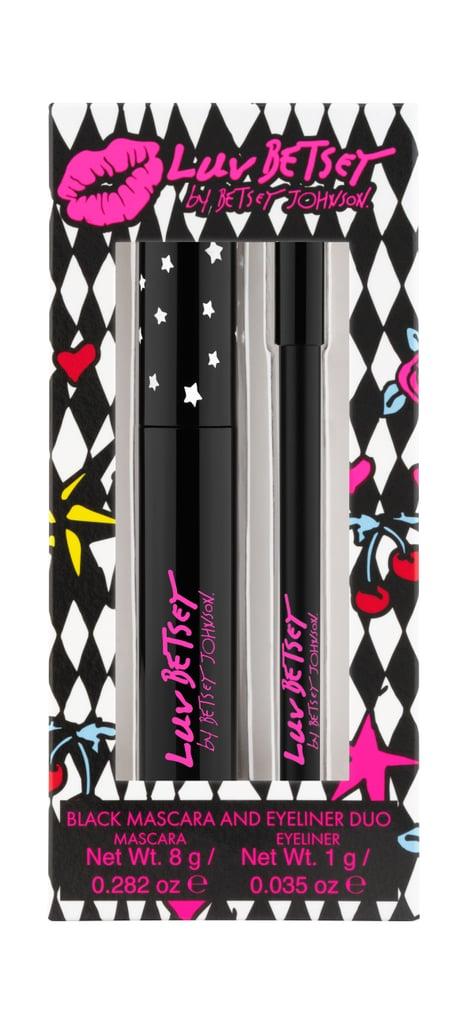 Luv Betsey by Betsey Johnson Black Mascara + Eyeliner Duo