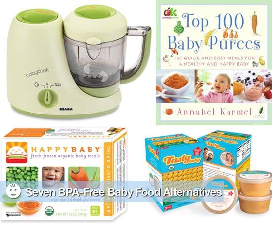 BPA-Free Baby Food 2009-07-15 06:00:07