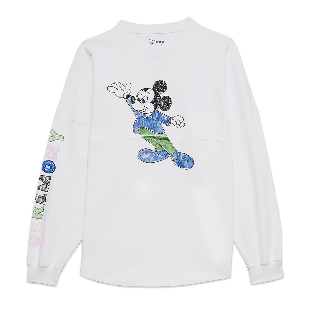 ecfc270d87b Disney Mickey Mouse Long-Sleeve T-Shirt for Adults by Opening Ceremony