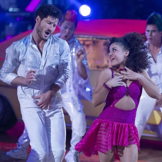 Laurie Hernandez Dances to Michael Jackson on DWTS