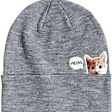 H&M Fine-knit Hat  ($10)