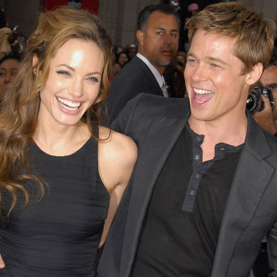 Brad Pitt and Angelina Jolie's Best PDA Moments