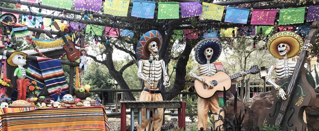This Is the Best Year Yet to Celebrate Día de los Muertos at Disneyland