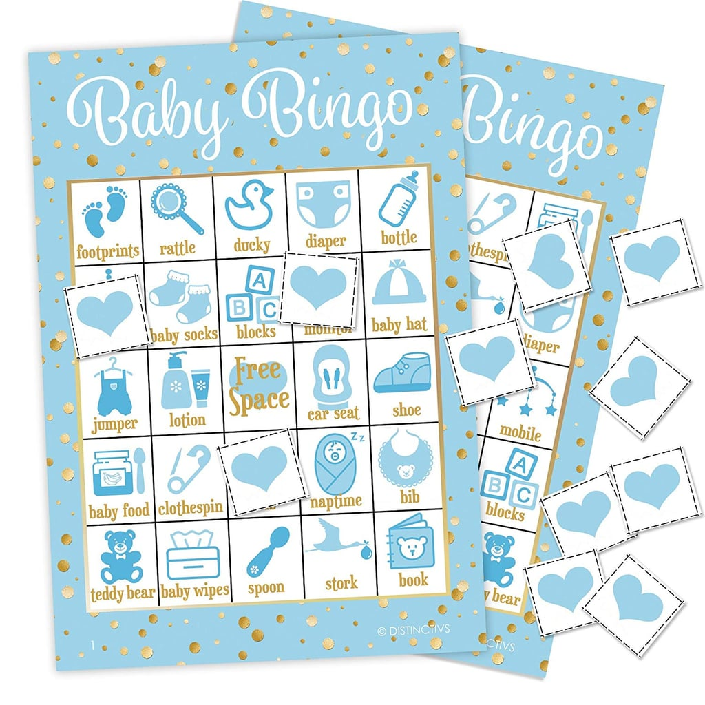 Coed Baby Shower Games | POPSUGAR Family