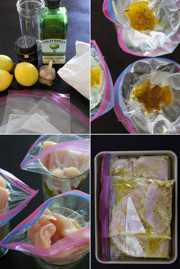 Easy Chicken Breast Freezer Bags