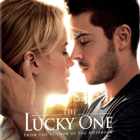 The Lucky One DVD Release Date