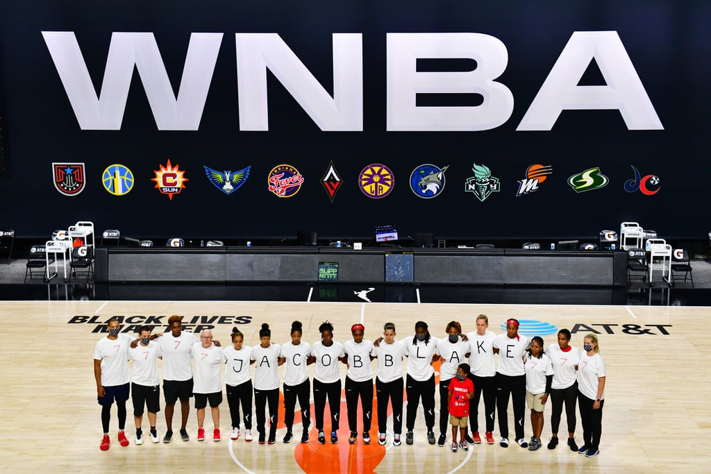 The WNBA Is the Original Leader For Social Justice in Sports
