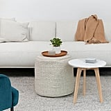 Abisko Quartz White Sofa