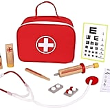 Pidoko Kids Wooden Doctor Kit