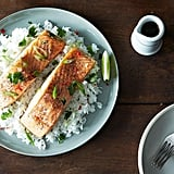 Roasted Salmon With Easy Vietnamese Caramel Sauce