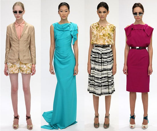 Spring 2011 New York Fashion Week: Rachel Roy 2010-09-14 18:59:18