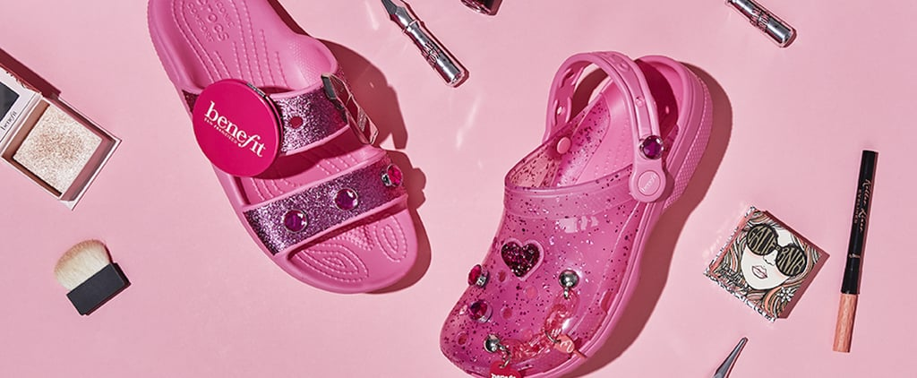 See and Shop Crocs and Benefit Cosmetics's Collaboration