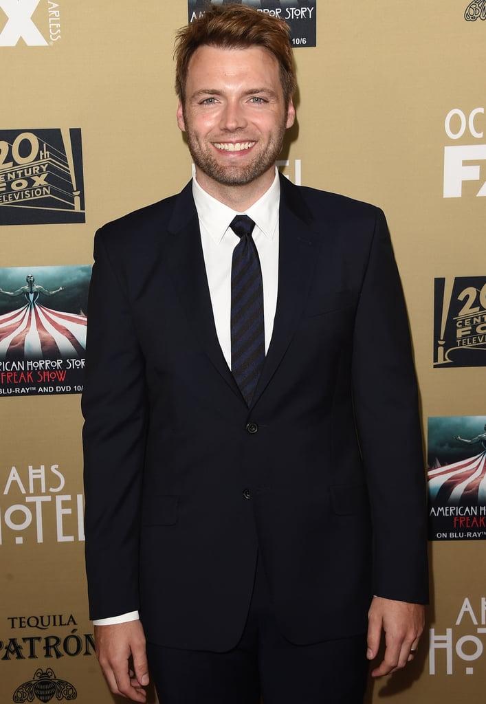Seth Gabel   American Horror Story: Hotel Cast   POPSUGAR Entertainment Photo 19
