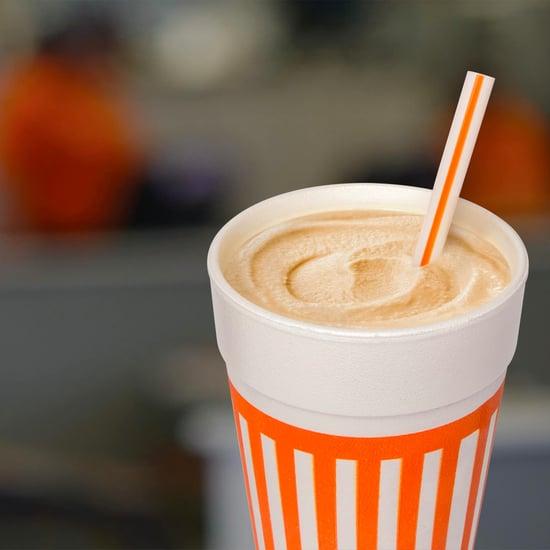 Whataburger Coffee Milkshake