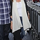 Jennifer Aniston at LAX July 2016