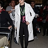 Gigi Hadid Proves You Can Be Comfy and Chic at the Airport