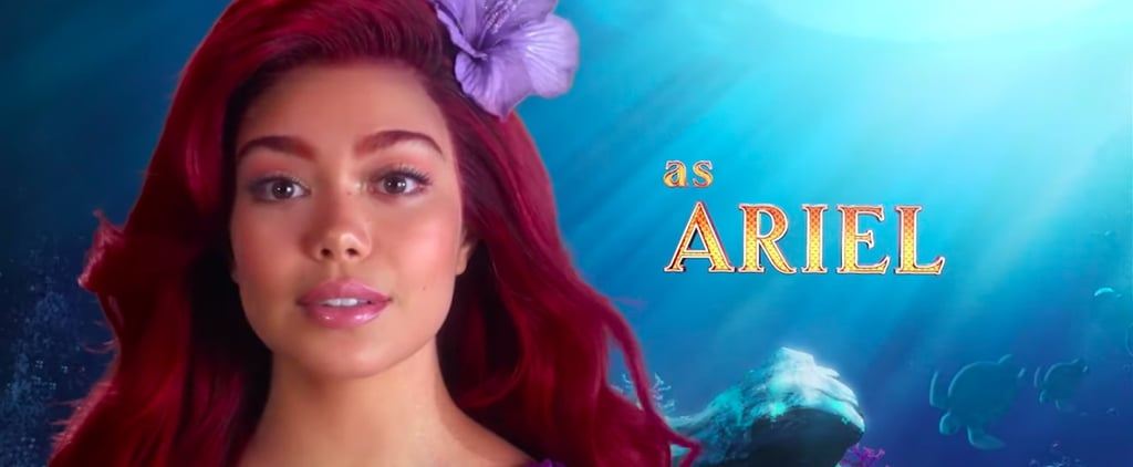 First Look at ABC's The Little Mermaid Live Teaser