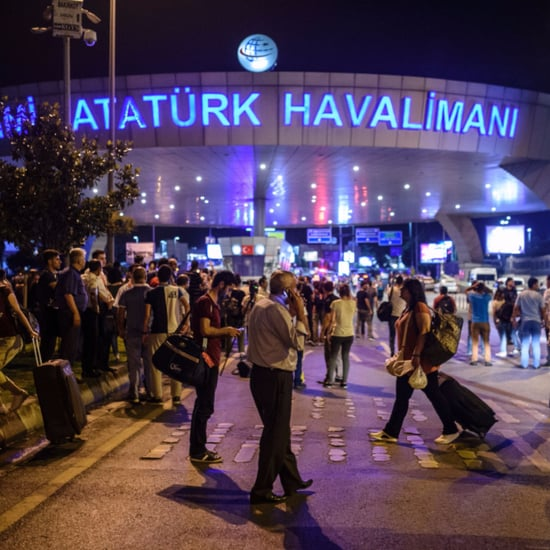 Attack on Istanbul Ataturk Airport