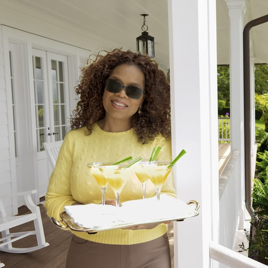 Recipe For Oprah's Maui in December Cocktail
