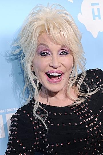Dolly Parton Straight Hair 2018