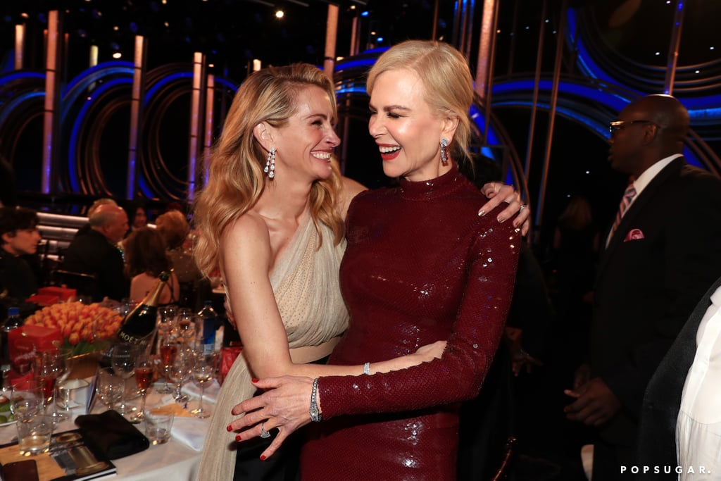 Pictured: Julia Roberts and Nicole Kidman