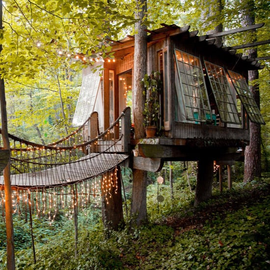Airbnb's Atlanta Tree House