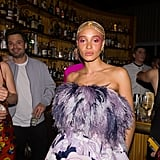 Adwoa Aboah at the Met Gala Afterparty