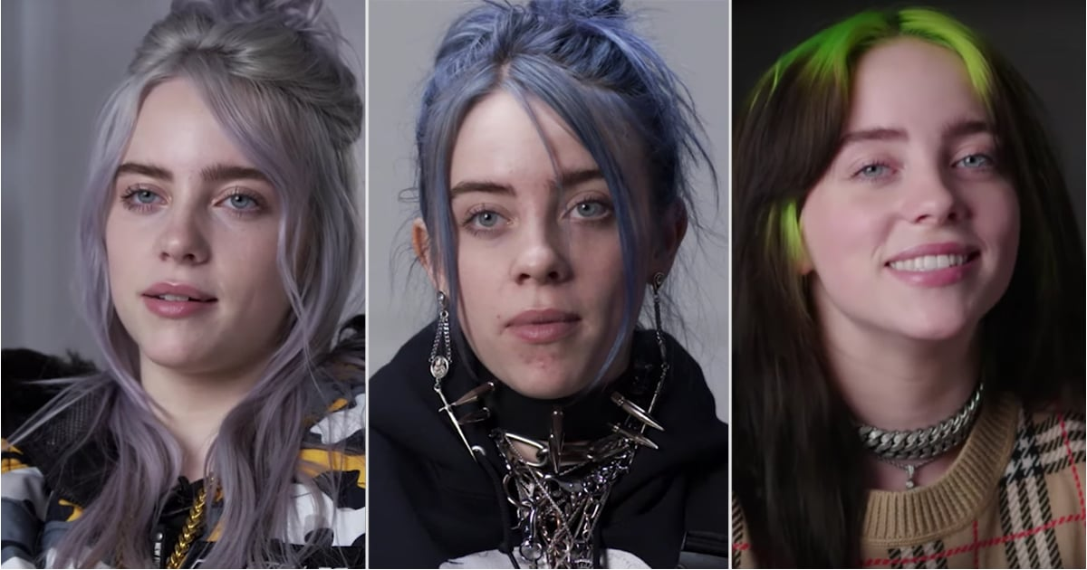 Billie Eilish Does The Same Interview She Did At 15 And 16