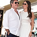 Simon Cowell and His Wife Lauren Silverman