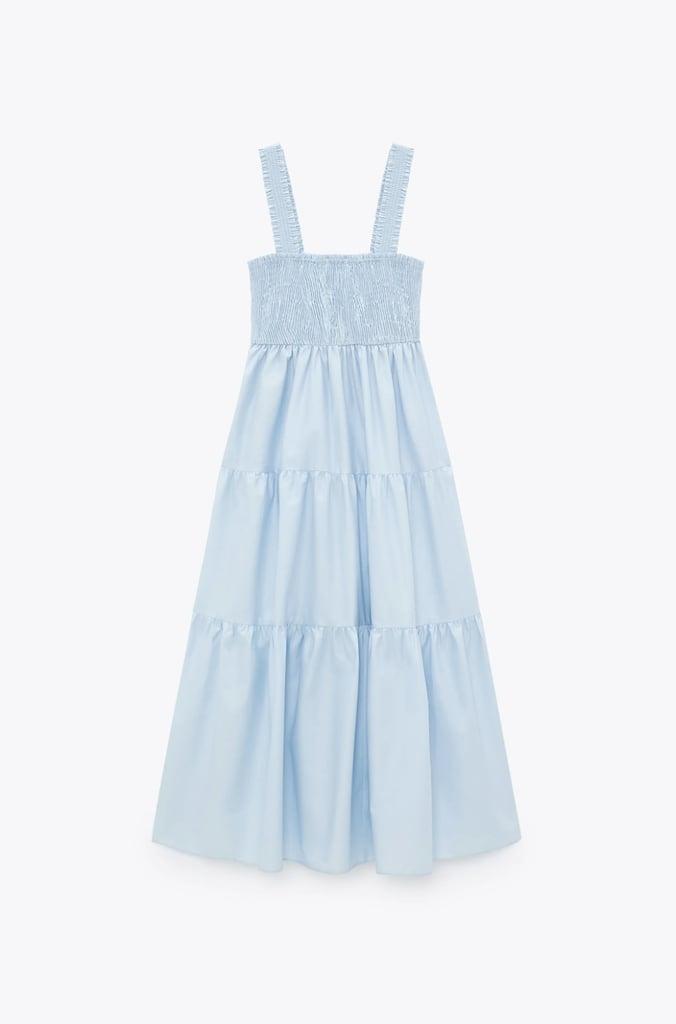 Zara Panelled Dress